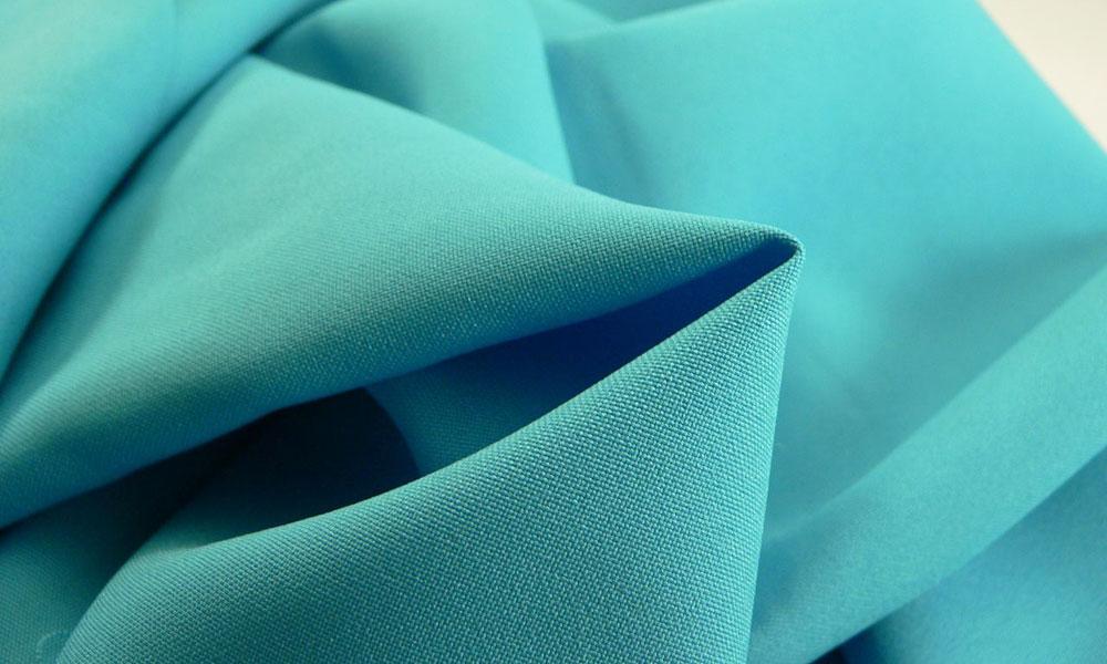 Шерстяная ткань габардин